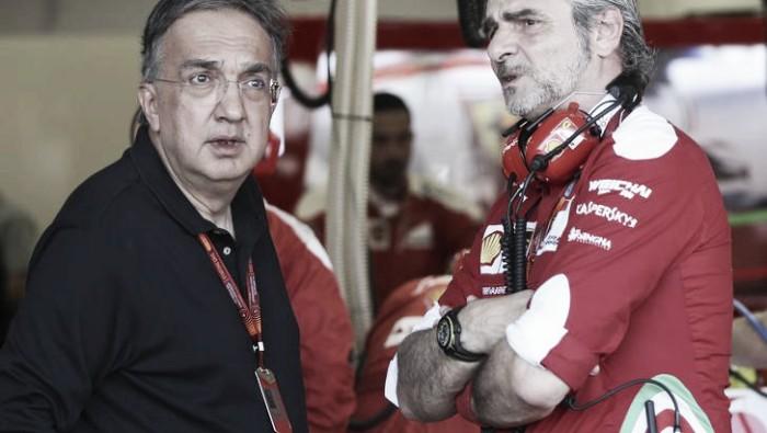 """Monza, parla Marchionne: """"Siamo al livello della Mercedes"""""""