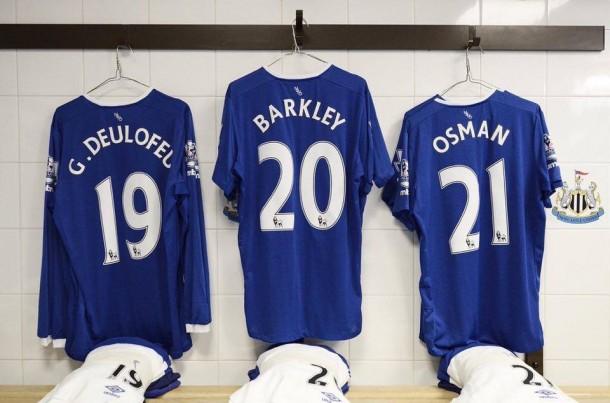 Newcastle - Everton: le formazioni ufficiali