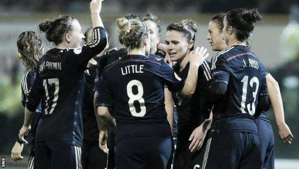 From Airdrie to Amsterdam - Scotland's Women starting to show their class ahead of Euro 2017