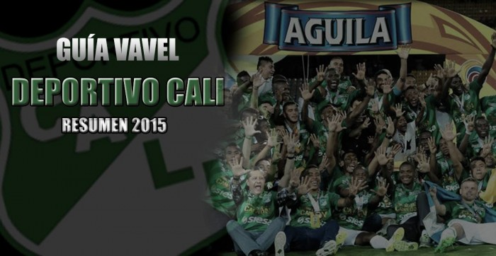 Guía VAVEL:Deportivo Cali Resumen 2015