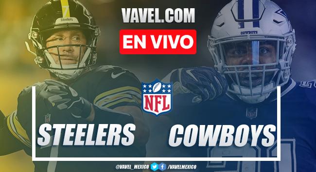 Resumen y Touchdowns: Pittsburgh Steelers 24 - 19 Dallas Cowboys en NFL 2020 semana 9