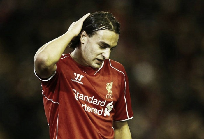 "Jürgen Klopp: Lazar Marković would be ""welcome"" back at Liverpool next season"