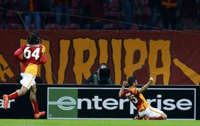 Il Gala ferma la Lazio, che sorride comunque: 1-1 in terra turca