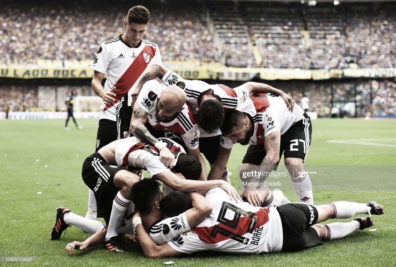 A dos años de un empate que se festejó en Núñez