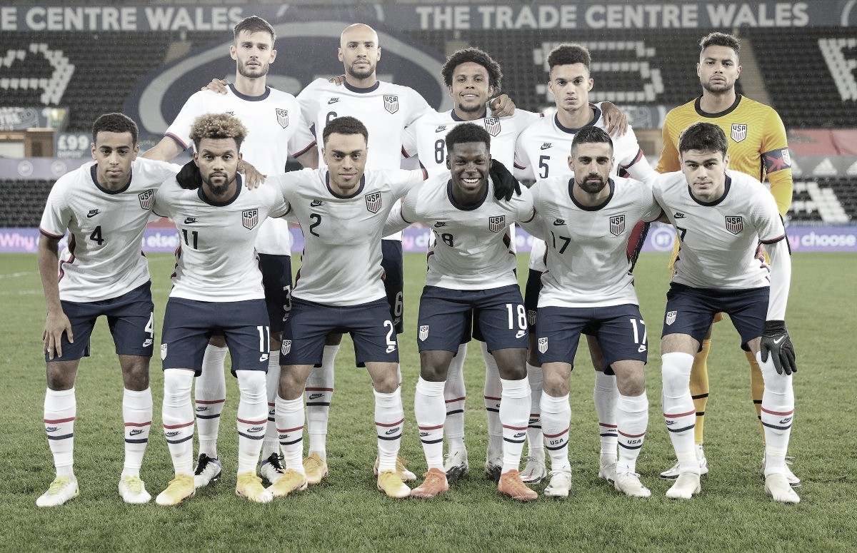 Estados Unidos empató 0-0 ante Gales en Swansea | Fotografía: U.S.Soccer