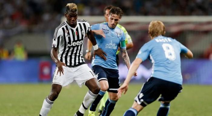 Verso Lazio - Juventus, tattica e scontri chiave