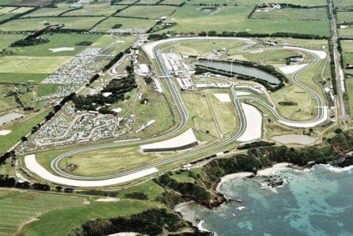 MotoGP will continue at Phillip Island until 2026