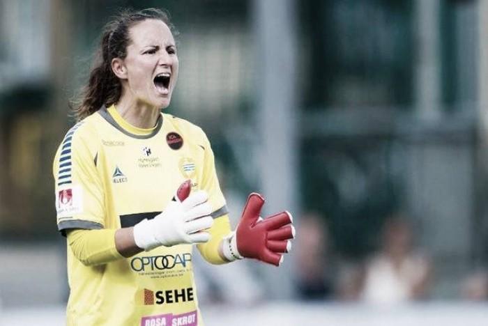 FC Rosengard sign experienced 'keeper Sofia Lundgren