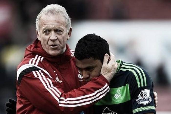 Gylfi Sigurdsson praises Jefferson Montero after Stoke draw