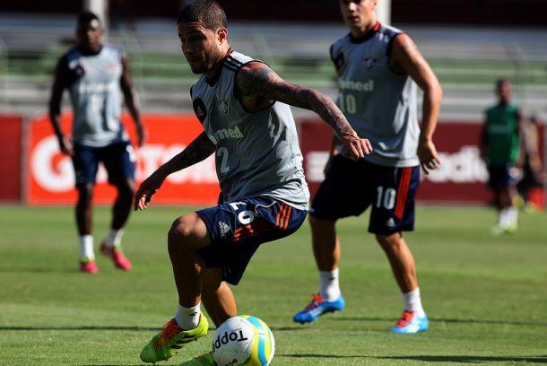 Bruno completará 100 jogos pelo Fluminense contra o Boavista