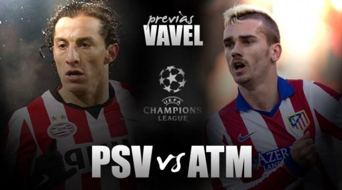 Champions League - Cocu sulla strada di Simeone, il PSV sfida l'Atletico