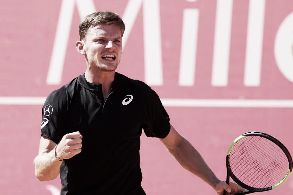 Goffin vira contra Jaziri e enfrentará Tsitsipas na semifinal do ATP 250 de Estoril