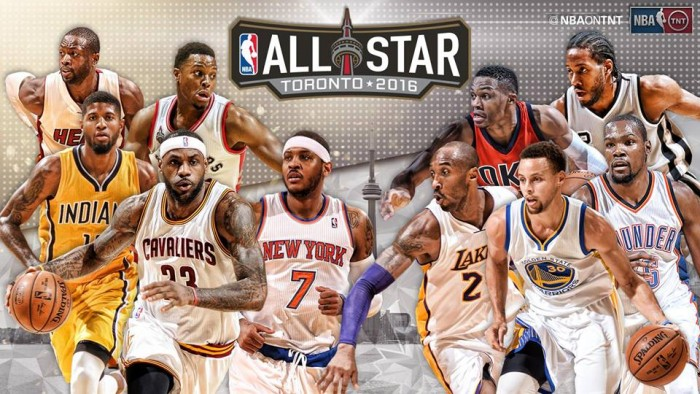 It's All-Star Game time: ufficiali i due quintetti!