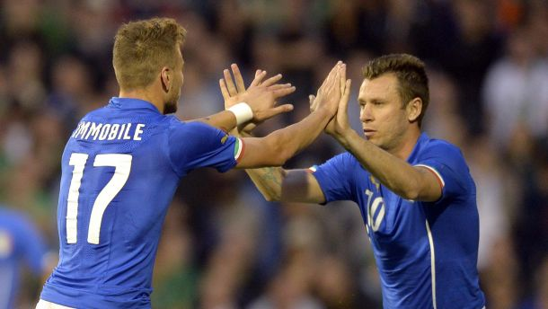 Fluminense - Italy Live Score Commentary of World Cup 2014 friendly