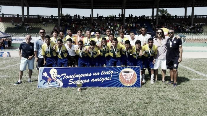 Parma, campeones del Torneo Asefal