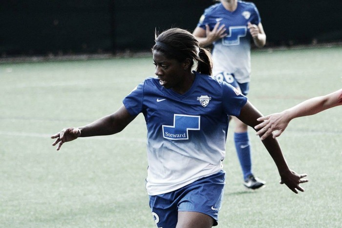 Vittsjö GIK sign Nkem Ezurike from Boston Breakers