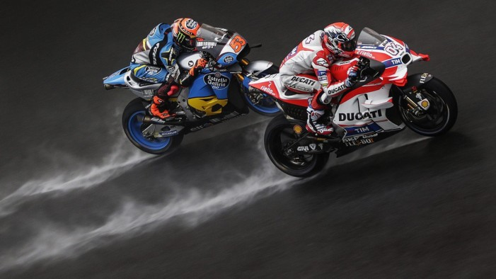 MotoGP, gran premio della Malesia: vince il Dovi! Secondo Rossi, terzo Lorenzo