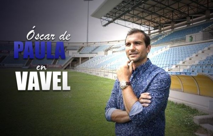 """Entrevista. De Paula: """"Cumplí un sueño jugando Champions con la Real"""""""