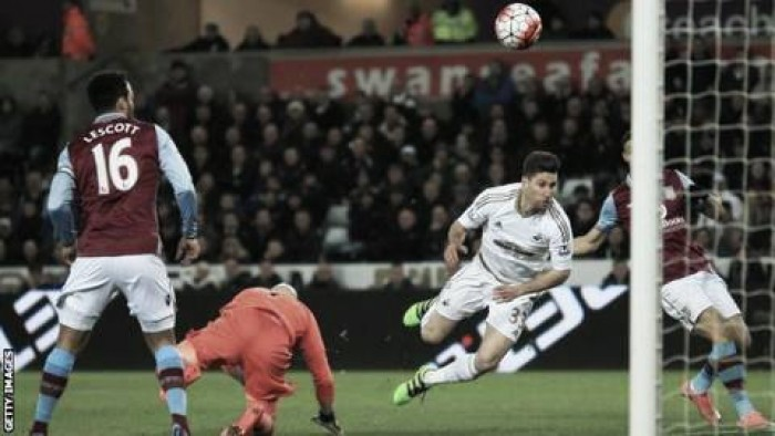 Swansea City 1-0 Aston Villa: Player ratings as the Swans edge out the Villans