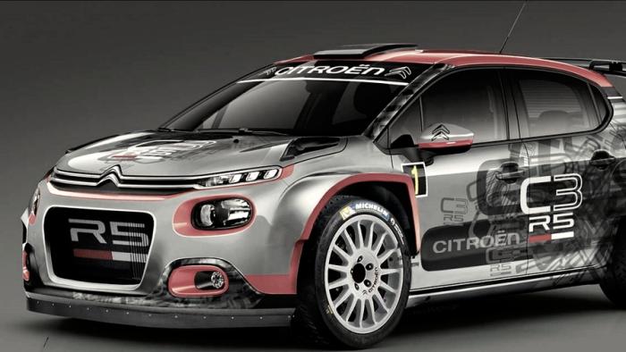 Debut oficial del Citroën C3 R5 en el Rally du Var