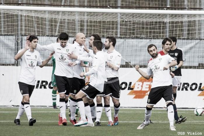 Previa SD Gernika - UD Logroñés: choque de sensaciones