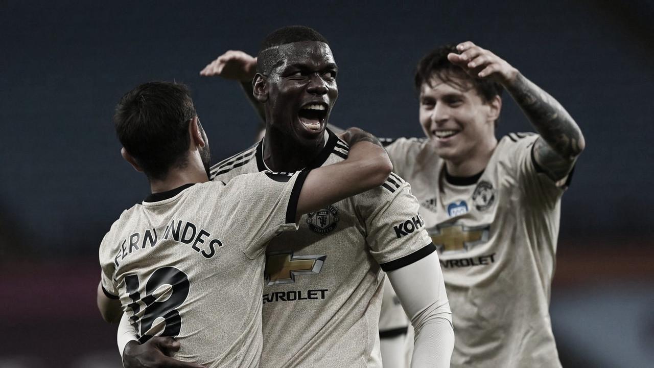 El United quiere entrar en Champions League