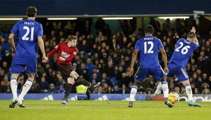 Chelsea - WBA 2-2: gol ed emozioni a Stamford Bridge