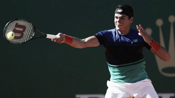ATP Monte Carlo: Milos Raonic tested as he wins in three sets