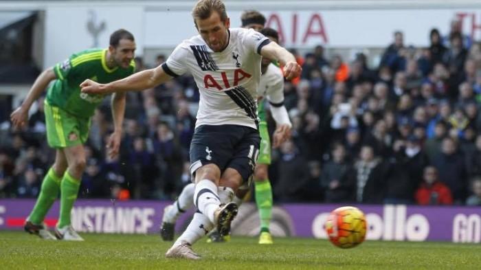 Il Tottenham dilaga, finisce 4-1 contro il Sunderland