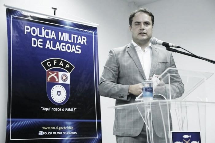 Governador Renan Filho promete firmes ações após selvageria no Estádio Rei Pelé
