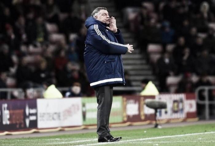 From a back three to the Christmas tree: The development of Sunderland's shape under Sam Allardyce