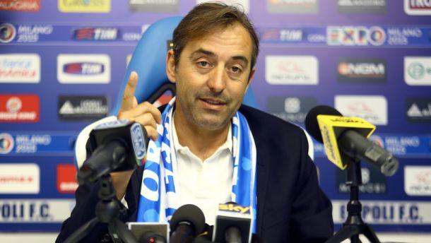 """Empoli - Genoa, Giampaolo: """"Partita chiave"""""""