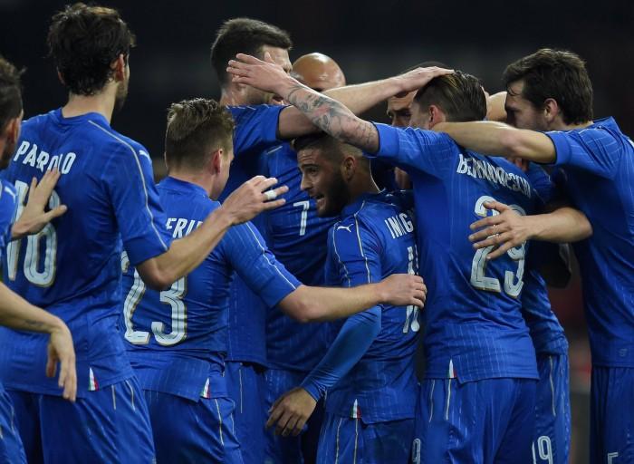 L'Italie domine l'Espagne mais concède le nul