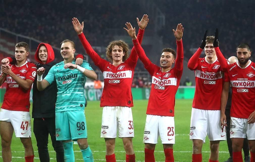 FC Spartak de Moscú
