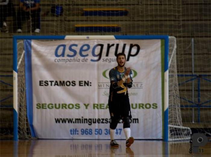 Isi pone punto y final a su etapa en el Cartagena FS