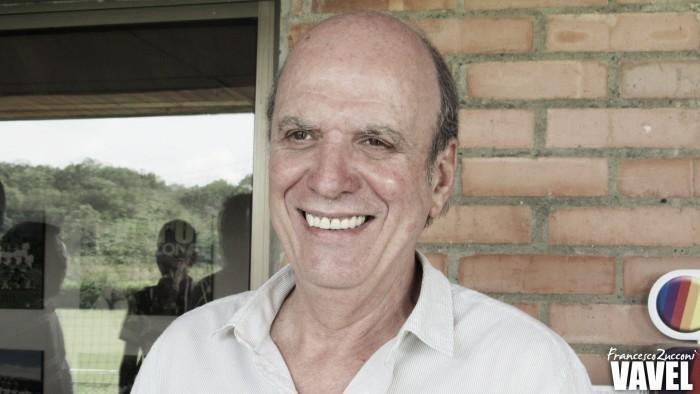 """Álvaro Martínez: """"No queremos hacer locuras"""""""