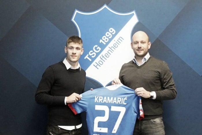 Andrej Kramarić joins Hoffenheim on loan