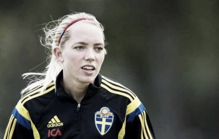Injured Elin Rubensson a doubt for Sweden's Olympic qualifying