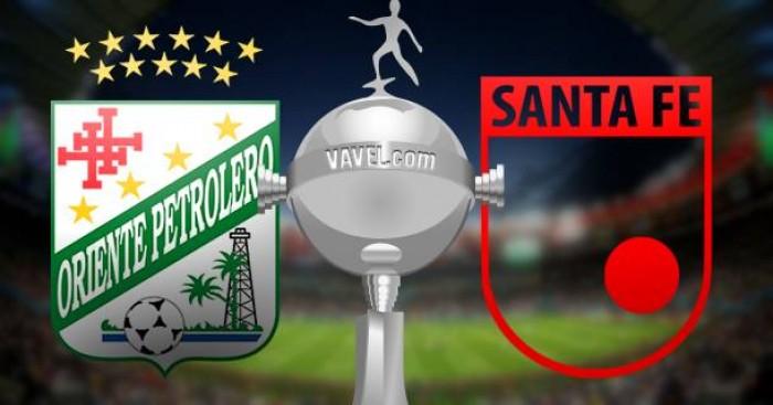 Guia VAVEL da Pré-Libertadores: Oriente Petrolero x Santa Fé