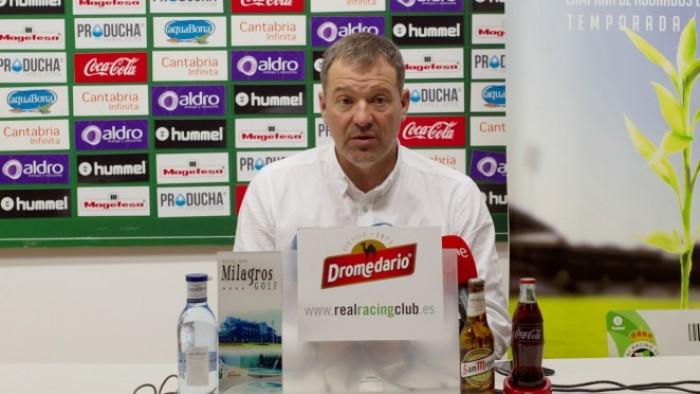 """Ángel Viadero: """"Estamos en el tramo final del campeonato"""""""
