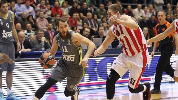 El Madrid pierde la esperanza en Belgrado
