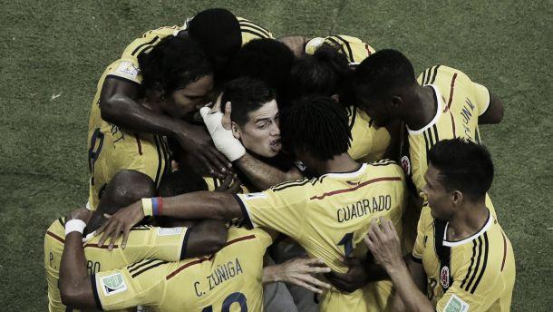 La Colombie peut remercier James