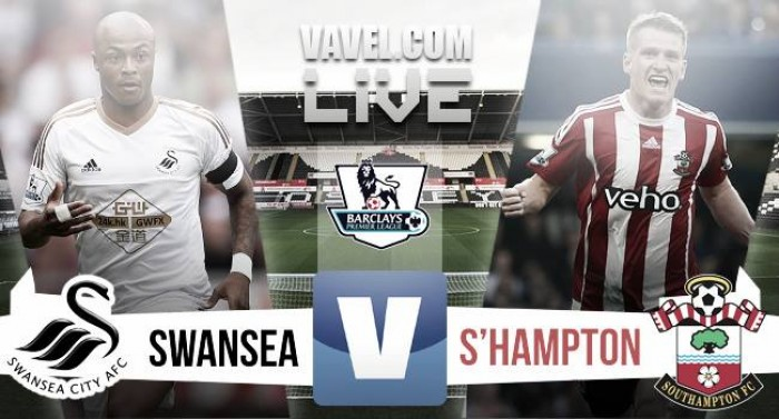Swansea City vs Southampton Live Stream Score Commentary in Premier League 2016