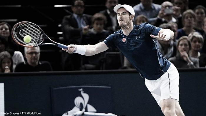 Andy Murray derrota Isner e torna-se campeão do Masters 1000 de Paris