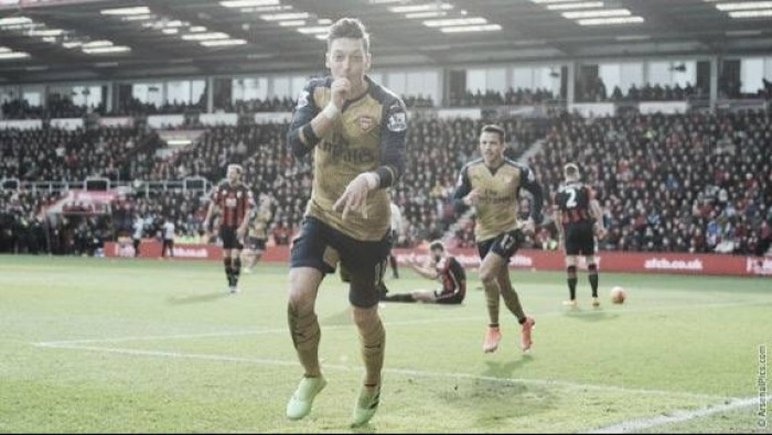 Bournemouth 0-2 Arsenal: Five things learned from the Gunners' victory