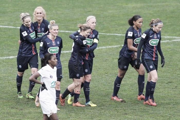 Coupe de France Feminine: Quarter-final draw unkind to D2 clubs
