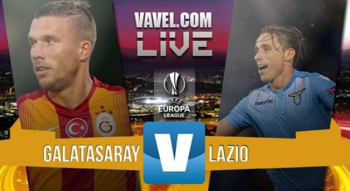 Risultato finale Galatasaray - Lazio (1-1): Savic risponde a Sabri. Risultato favorevole ai biancocelesti