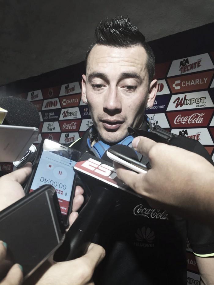 "Rubens Sambueza: ""El empate nos deja un sabor agridulce"""