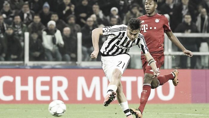 Dybala dejó con vida a la Juventus