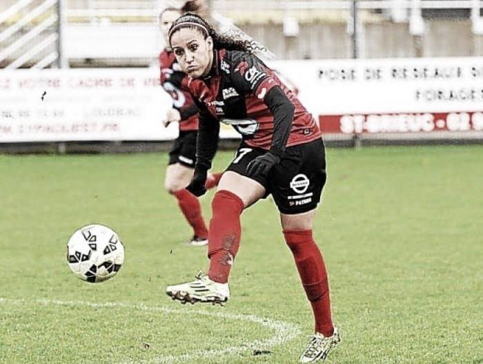 Division 1 Féminine - Matchday 16 Round-up: Guingamp prevail; Juvisy stumble